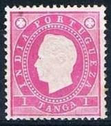 India, 1886, # 135, MH - Portuguese India