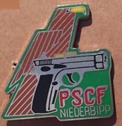 POLICE - POLIZEI - PSCF - PISTOLET - GUN - SWISS - SUISSE - NIEDERBIPP - AIGLE -    (19) - Police