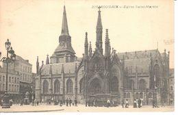 (59) Nord - CPA - Roubaix - Eglise Saint Martin - Roubaix