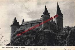 Le Château - Celles - Celles