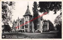 Kasteel Van Wolvendael - Brusseghem - Merchtem