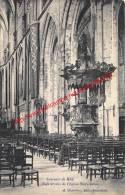 Nefs Droites De L'Eglise Notre-Dame - Halle - Halle