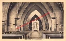 Kerkbinnenzicht - Houthalen - Houthalen-Helchteren