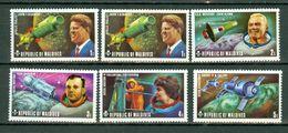 Maldives 1974 Sc 472/76** Space Exploration  MNH - Maldives (1965-...)