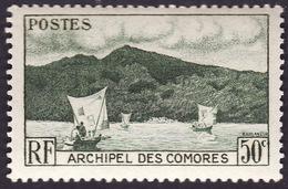 COMORES 1950 -  YT  2  - NEUF** - Comores (1950-1975)