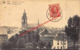 Panorama De La Ville - 1925 - Halle - Halle