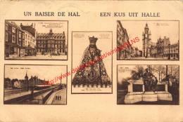 Un Baiser - Halle - Halle