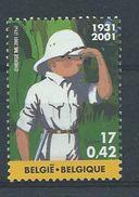 België 2001   O.B.C  3048    (XX)    Postfris - Unused Stamps