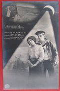 CROATIA - HRVATSKA, K.u.K. Marinefeldpost Pola 1916 S.M.S. ERZHERZOG KARL ZENSUR - Croatia