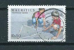 2006 Mauritius Children Used/gebruikt/oblitere - Mauritius (1968-...)
