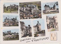 Le Château De Hautefort (24) - - Frankreich
