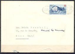 LIQUIDATION TOTALE :1949 - TRES BELLE LETTRE Avec BEL AFFRANCHISSEMENT - Yvert N° 480 (SEUL) - Lettres & Documents
