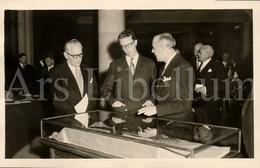 Postcard / CPA / ROYALTY / Belgium / Belgique / Roi Baudouin / Koning Boudewijn / L'opération Musées / 1959 - Musées