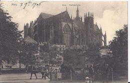 METZ - Cathédrale -  Dom -Nels 104 N° 373 - France