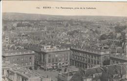 CPA : REIMS  Vue Panoramique - Reims