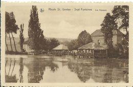 RHODE ST GENESE - SEPT FONTAINES  - LES KIOSQUES - Sint-Pieters-Leeuw