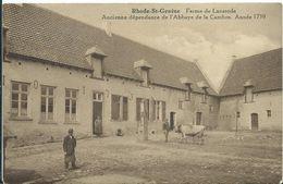 RHODE ST GENESE - Ferme De Lansrode - Sint-Pieters-Leeuw