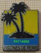 NATATION   PISCINES  De REIMS   PISCINE  En Version PICHARD - Swimming