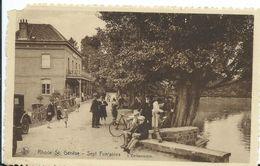 RHODE ST GENESE - SEPT FONTAINES  - L'EMBARCADERE - Sint-Pieters-Leeuw