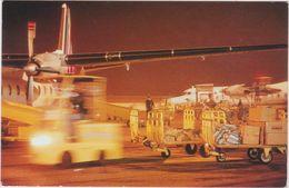 Avion :  Aéroport  De  Colmar  ?  Posté A  Colmar  1994 - Aerodrome