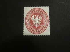 Lübeck Nr. 10 Postfrisch / NACHDRUCK / Luebeck - Luebeck