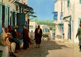TUNISIE SIDI BOU SAID - Tunisia