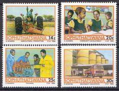 Bophuthatswana MNH Set - Agriculture