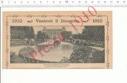 2 Scans 1910 Palais D'été Du Shah De Perse ( Iran ) / Humour Bébé Et Ressemblance Papa Homme Chauve 216PF10D - Vieux Papiers