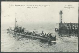 76 - Seine-Maritime - FECAMP - Le Torpilleur De Haute-mer TYPHON TBE - Fécamp