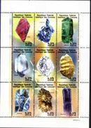 COMOROS, 1998, MINERALS, YV#824-32, MNH - Otros