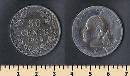 Liberia 50 Cents 1969 - Liberia