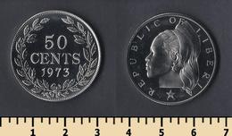 Liberia 50 Cents 1973 - Liberia