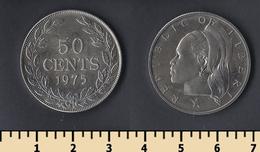 Liberia 50 Cents 1975 - Liberia