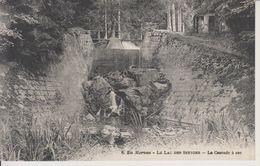 D58 - EN MORVAN - LE LAC DES SETTONS - LA CASCADE A SEC - Otros Municipios