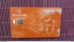 Phonecard Atomium 1000 BEF (Mint,Neuve)  GI  31.07.2001Only 10.000 Made Very Rare - Belgium