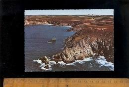 BEUZEC CAP SIZUN Finistère 29 : La Pointe De Luguenez  Vue Générale Aérienne - Beuzec-Cap-Sizun