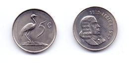 South Africa 5 Cents 1967 SUID AFRICA - Afrique Du Sud