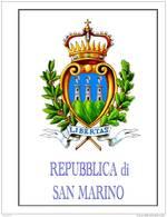 ALBUM IN PDF DELLA REPUBBLICA DI SAN MARINO DAL 1877 AL 2014 - Francobolli