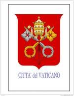 ALBUM IN PDF FRANCOBOLLI  DEL VATICANO DAL 1929 AL 2014 - Collezioni (in Album)