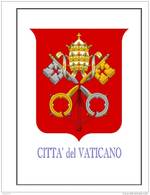 ALBUM IN PDF FRANCOBOLLI  DEL VATICANO DAL 1929 AL 2014 - Francobolli