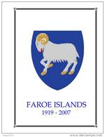 ALBUM PDF FAROE ISLANDS 1927 - 2007 - Francobolli