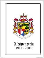 ALBUM IN PDF DEL LIECHTENSTEIN Dal 1912 Al 2006 - Timbres