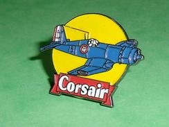 Pin's / Avions  : Corsair (sans Pic Au Verso )  TB2U - Airplanes