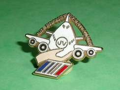 Pin's / Avions  :  Air France Maintenance / Verso Made In France     TB2U - Airplanes