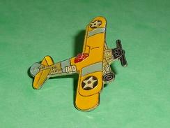 Pin's / Avions  :  Avion Biplan    TB2U - Airplanes