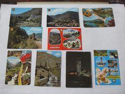 9 CP De Andorra - Andorre - Andorre