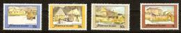 Norfolk 1988 Yvertn° 443-56 *** MNH Cote 7,00 Euro Bâtiments Historiques - Ile Norfolk