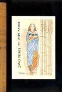 SAINT ST JEAN TROLIMON Finistère 29 : Notre Dame De TRONOËN D'après Aquarelle De Guy Pavec Landudec - Saint-Jean-Trolimon