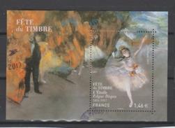 France 2017 .n° 5131 Oblitéré - L' étoile De Degas = Fete Du Timbre - France