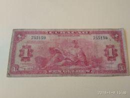 1 Gulden 1942 - Netherlands Antilles (...-1986)